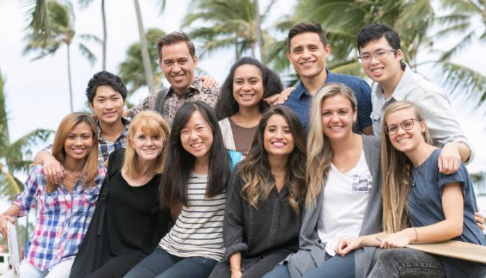 BYU Hawaii students