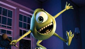 "Mike from Disney's ""Monsters INC."""