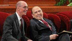 Monson and Eyring Smile