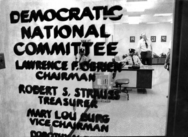Watergate Democratic National Committee Offices