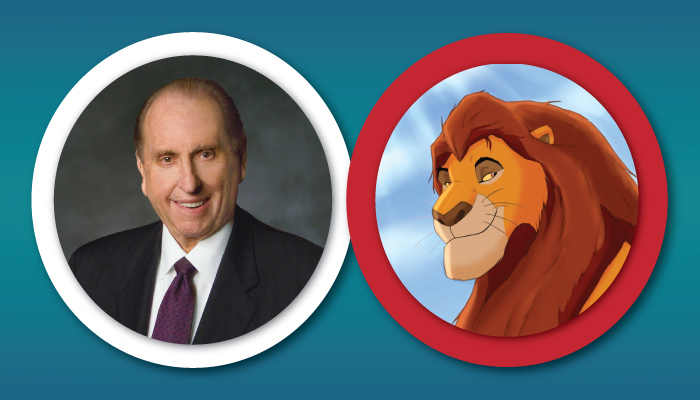 What If the General Authorities Were Disney Characters?