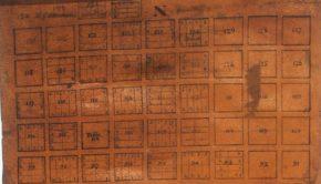 Original map of SLC