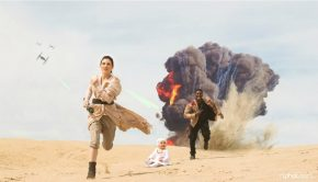 """Star Wars Couple"" Running"