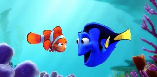 Marlin and Dory: Finding Nemo