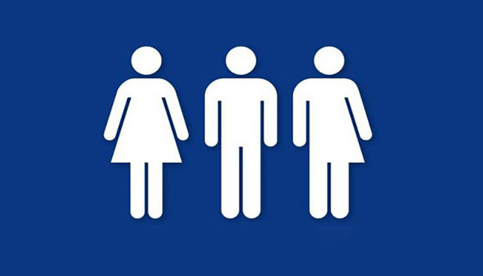 Transgender bathroom sign. Church Releases Statement on Transgender Issue   Mormon Hub