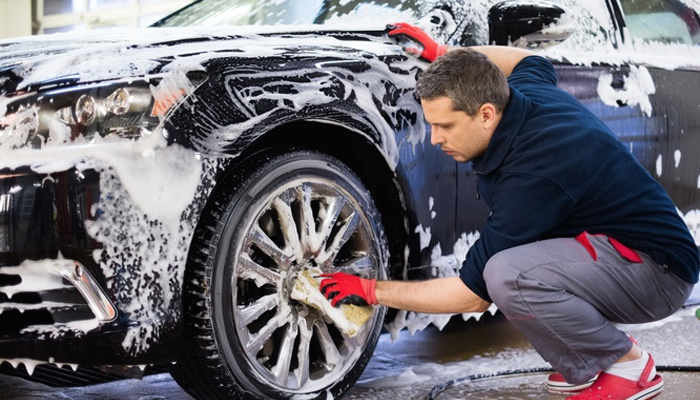 a car wash taught me how to talk to my teenagers