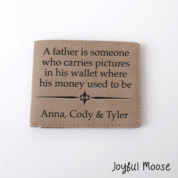definition of a father wallet