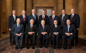 Questions for Mormon Apostles
