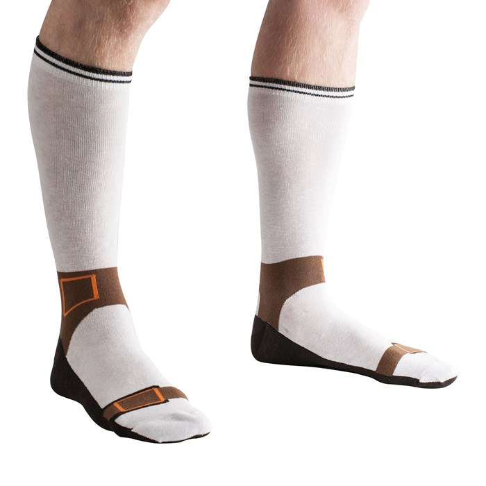 hilarious father's day gifts: sock sandal