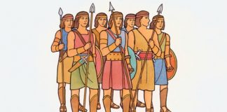 2000 stripling warriors