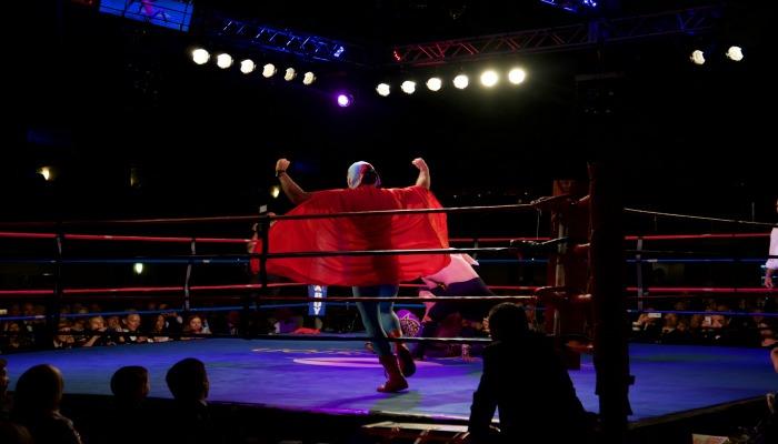 Mitt romney luchador