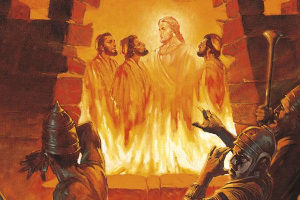 ¿Por qué Dios salvó a tres hombres en el horno de fuego pero no a Abinadí?
