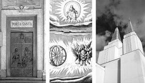 Mormon temple ceremonies similar to to Catholic Holy Doors