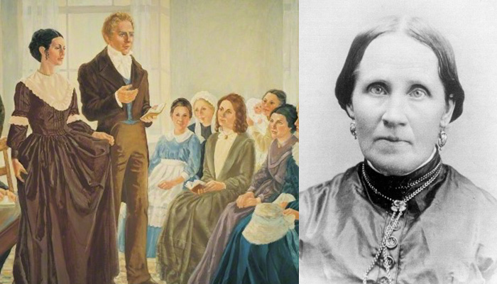 Joseph Smith plural marriage DNA evidence