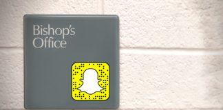 Leading LDS Snapchat image