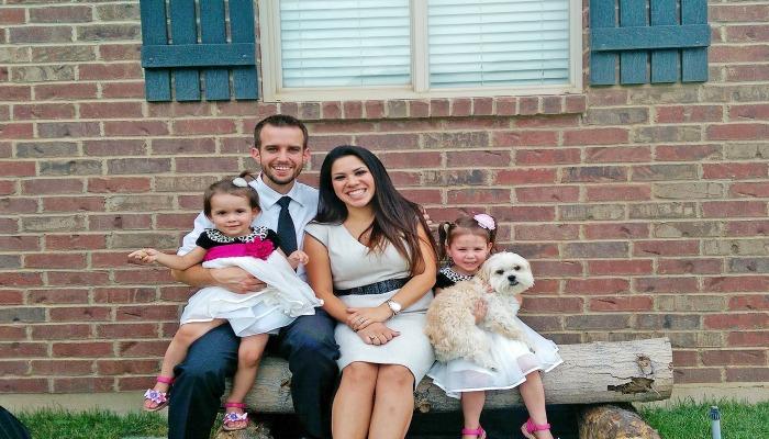 Michael Stanger family LDS