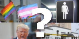 Donald Trump Question Mark