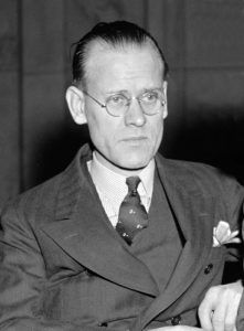Philo T. Farnsworth, inventor of the cathode-ray Television