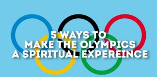 Olympics Spiritual