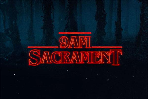 9am Sacrament
