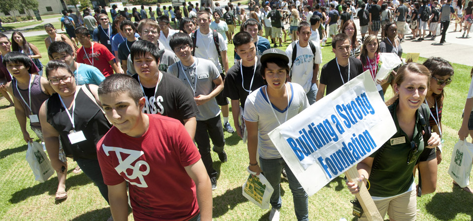 College survival guide tip: join clubs