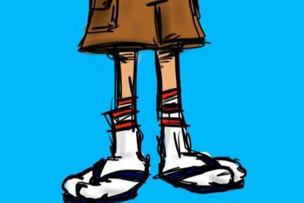 Mormon Shorts