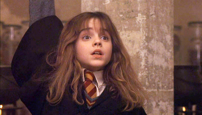 Young Hermione Granger