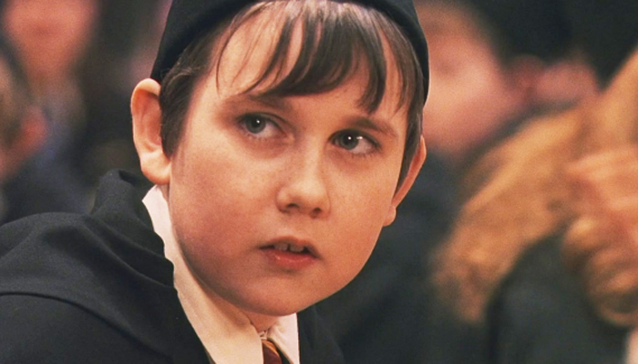 young Neville Longbottom