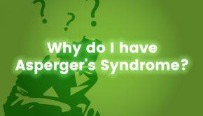 Asperger's question title graphic