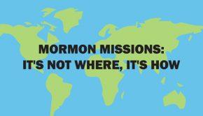 Mormon MIssion Title