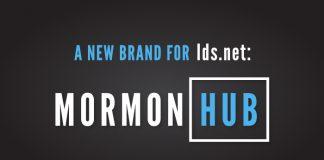 MormonHub Title logo