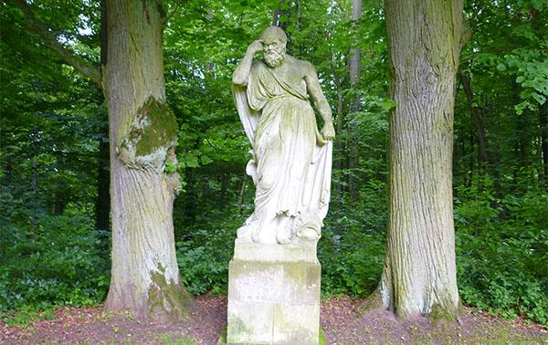 Socrates Statue
