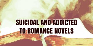 Suicide and Addiction: Christ saved me, not romance novels