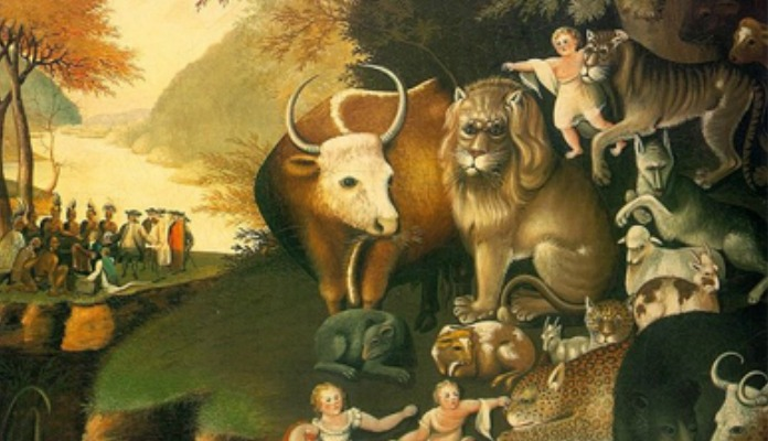 dominion vegetarianism