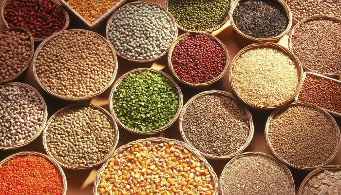 grains vegetarian