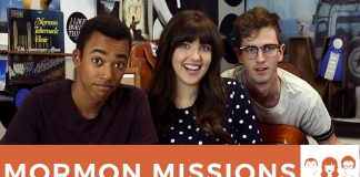 3 Mormons about Missions