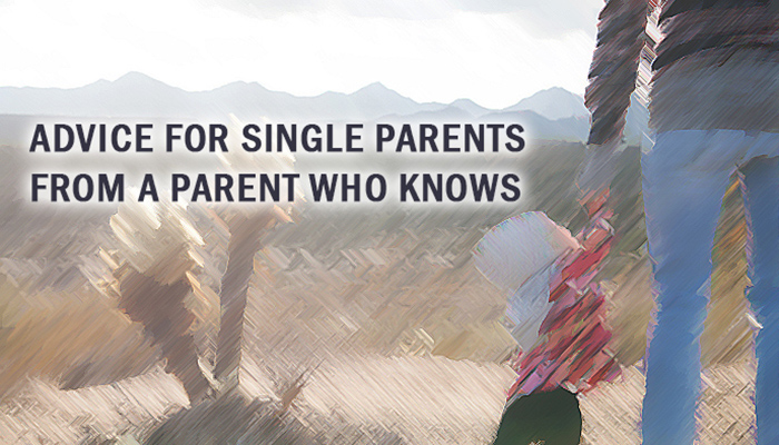 advice for single parents