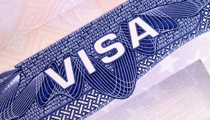visa stamp symbol
