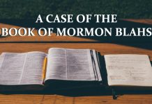 Book of Mormon scripture reading