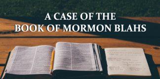 Book of Mormon scripture reading
