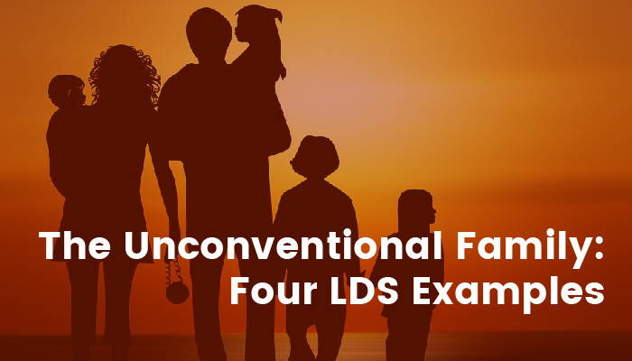 The unconventional families: four LDS examples