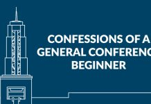 Confessions: My First Mormon General Conference and Beyond