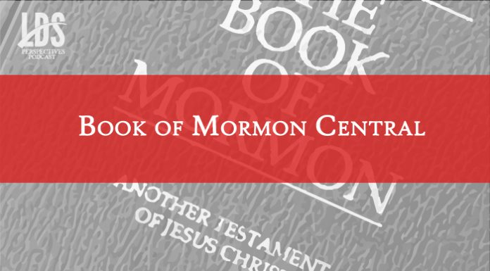 LDS Perspectives Book of Mormon Central title graphic