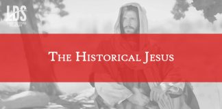 LDS Perspectives title graphic The Historical Jesus