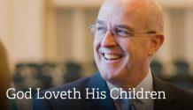 God Loveth His Children Mormon leaders