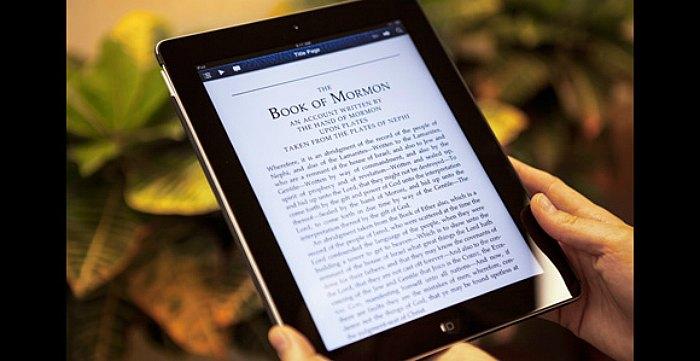 the book of mormon app