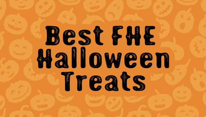 homemade Halloween Trips