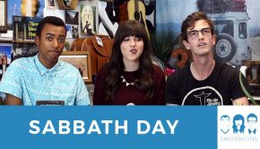 3 Mormons Sabbath Day title image