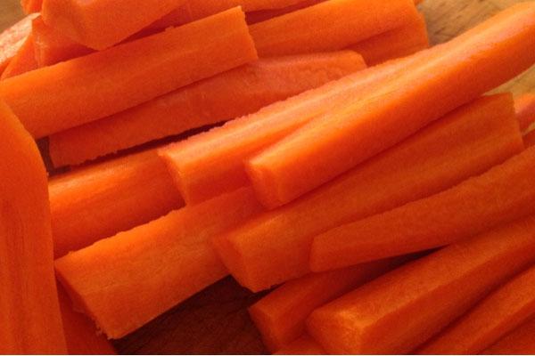 carrot-sticks
