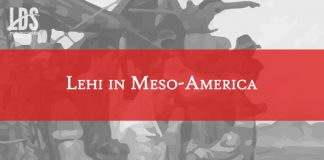 Lehi in Mesoamerica title graphic